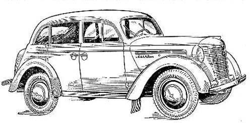 Москвич-401 (М-401-420)