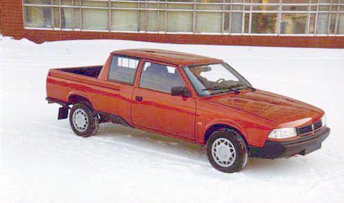 Ширина салона москвич 2141